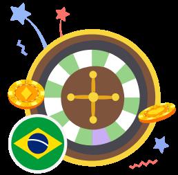 roulette brasil